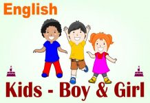 Birthday Status and Wishes for Kids , Boy, Girl