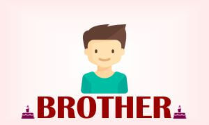 birthday wishes sms status for brother