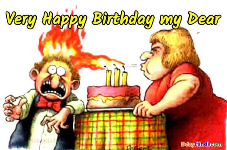 Funny Birthday Wishes Images 3