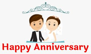 Happy Anniversary Wishes Status Images for Husband Wife and Parrents and friends
